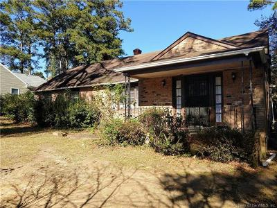 Single Family Home Sold: 509 Burbank Street