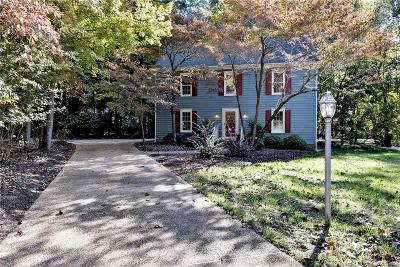 Kingsmill Single Family Home For Sale: 137 Peyton Road