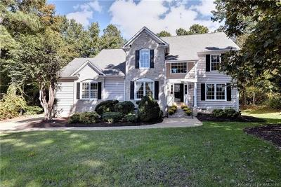 Greensprings Plantation Single Family Home For Sale: 3408 Giles Bland