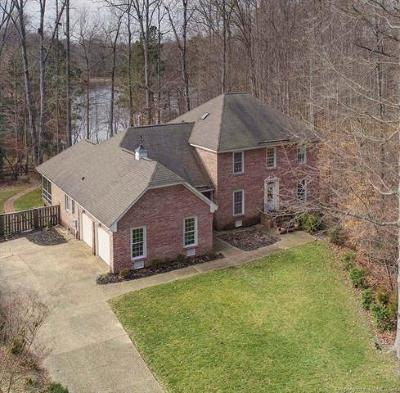 Single Family Home For Sale: 4904 Whitehaven Circle