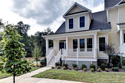 Hampton County, Isle Of Wight County, James City County, New Kent County, Suffolk County, Surry County, Williamsburg County, York County Condo/Townhouse For Sale: 5415 Beverly Lane