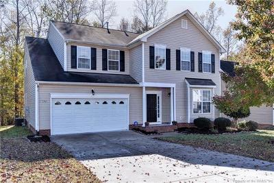 Felgates Woods Single Family Home For Sale: 707 Queensbury Lane
