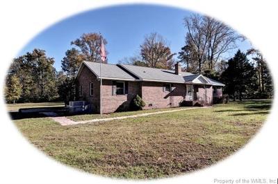 Gloucester Single Family Home For Sale: 5673 Crockett Lane