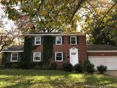 Williamsburg Single Family Home For Sale: 108 Governor Berkeley Road
