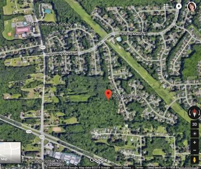 Yorktown Residential Lots & Land For Sale: 400 Skipper Lane