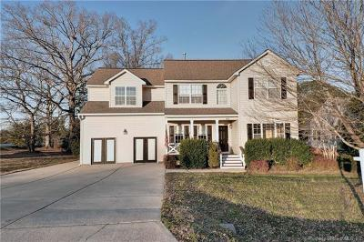 Williamsburg Single Family Home For Sale: 101 Old Field Road