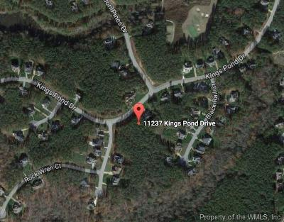 Residential Lots & Land For Sale: 11237 Kings Pond Drive