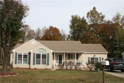 Single Family Home For Sale: 111 Hickory Hills Drive