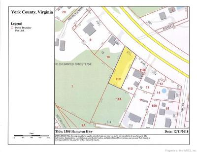 Residential Lots & Land For Sale: 1508 Hampton Highway