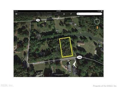 Residential Lots & Land For Sale: Lot 56 Mobjack Lane