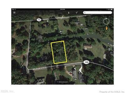 Residential Lots & Land For Sale: Lot 55 Mobjack Lane