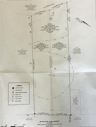 Residential Lots & Land For Sale: 6141 Richmond Road