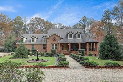 New Kent County Single Family Home For Sale: 6625 Holly Fork Road