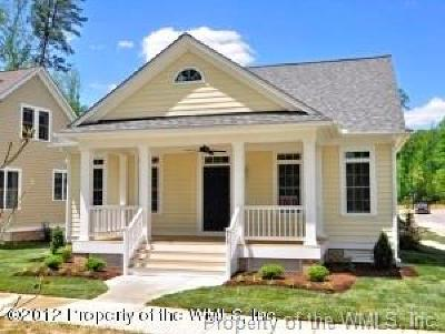 New Town Single Family Home For Sale: Mm Marybeth Settlers Market Boulevard