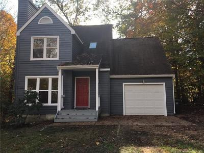 James City County Single Family Home For Sale: 131 Sharps Road