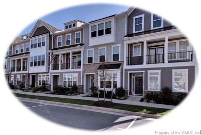 Hampton County, Isle Of Wight County, James City County, New Kent County, Suffolk County, Surry County, Williamsburg County, York County Condo/Townhouse For Sale: 4029 Prospect Street