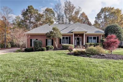 Williamsburg VA Single Family Home For Sale: $442,500