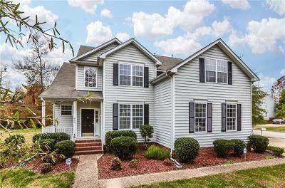 Williamsburg Single Family Home For Sale: 400 Spinnaker Way