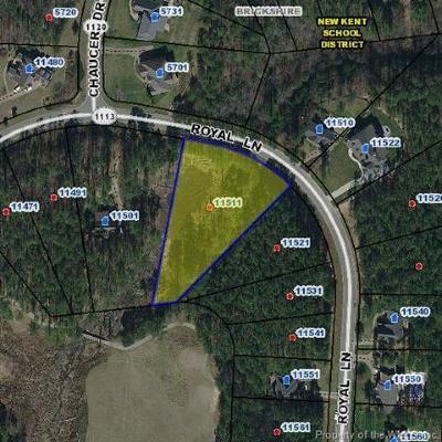 Residential Lots & Land For Sale: 11511 Royal Lane