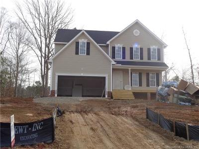 New Kent Single Family Home For Sale: 11487 Oakfork Drive