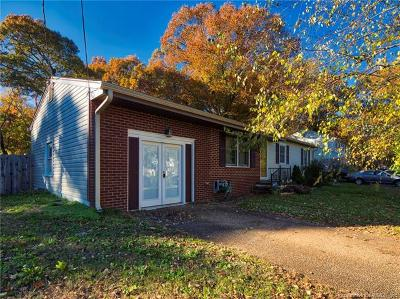 Yorktown Single Family Home For Sale: 1807 Meadowview Drive