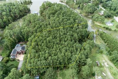 Yorktown Residential Lots & Land For Sale: 601 Ship Point Road