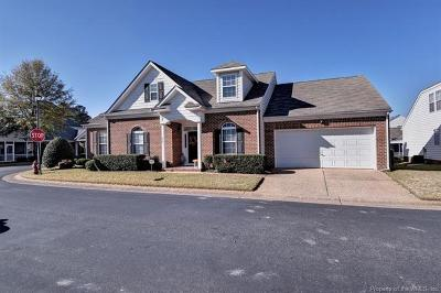Single Family Home For Sale: 4401 Silver Fox Lane
