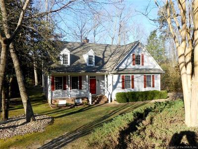 Williamsburg VA Single Family Home For Sale: $399,900