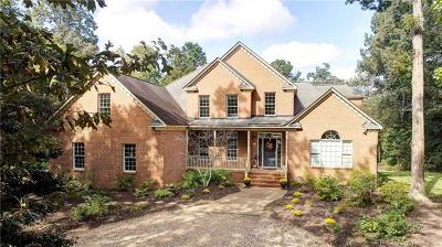 York County Single Family Home For Sale: 203 Creek Point Circle