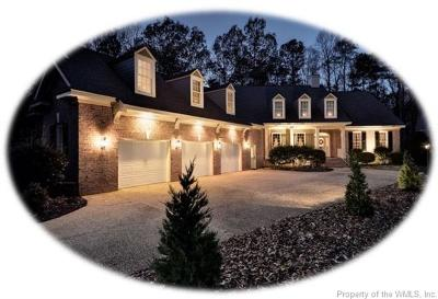 Williamsburg VA Single Family Home For Sale: $654,900
