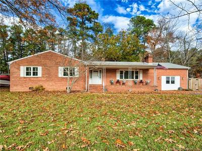Yorktown Single Family Home For Sale: 1206 Dare Road