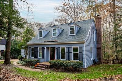Williamsburg Single Family Home For Sale: 414 Hempstead Road