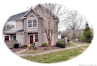 Williamsburg VA Single Family Home For Sale: $149,000