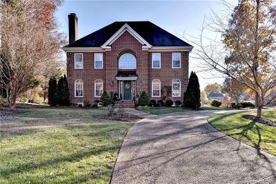 James City County Single Family Home For Sale: 3620 Bridgewater Drive