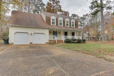 Yorktown Single Family Home For Sale: 111 Old Dominion Road