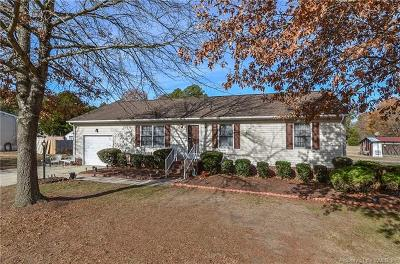 Single Family Home Sold: 7395 Motley Lane