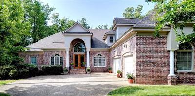Williamsburg Single Family Home For Sale: 2861 Bennetts Pond Road