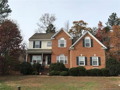 Single Family Home For Sale: 3184 Eagles Watch