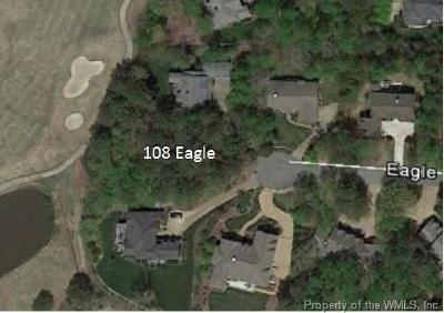 Fords Colony Residential Lots & Land For Sale: 108 Eagle
