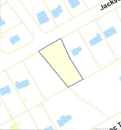 Residential Lots & Land For Sale: 816 Jackson Drive