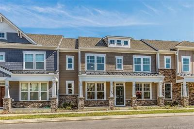 Hampton County, Isle Of Wight County, James City County, New Kent County, Suffolk County, Surry County, Williamsburg County, York County Condo/Townhouse For Sale: 3960 Prospect Street #68