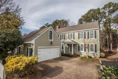 Williamsburg Single Family Home For Sale: 134 Hollinwell