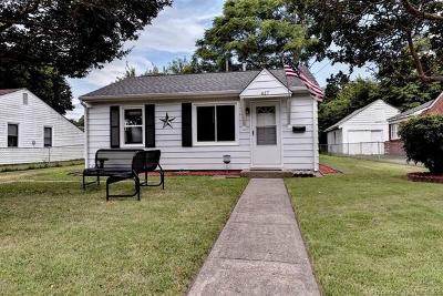 Hampton Single Family Home For Sale: 617 Rutherford Street