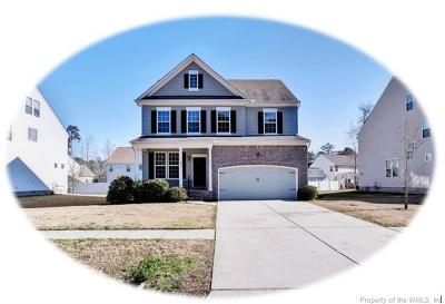 Yorktown Single Family Home For Sale: 301 Dogwood Road
