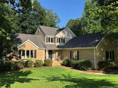 Williamsburg Single Family Home For Sale: 3909 John Shropshire