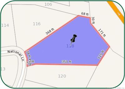 Residential Lots & Land For Sale: 118 National Lane