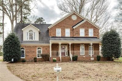 Yorktown Single Family Home For Sale: 100 Birkdale Court