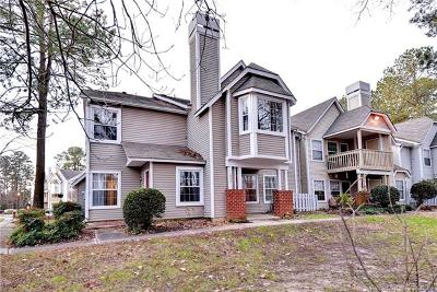 Williamsburg Commons Condo/Townhouse For Sale: 103 Stratford
