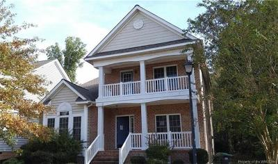 Williamsburg Single Family Home For Sale: 5599 Brixton