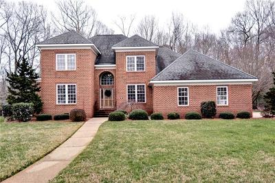 Yorktown Single Family Home For Sale: 103 Ibis Place